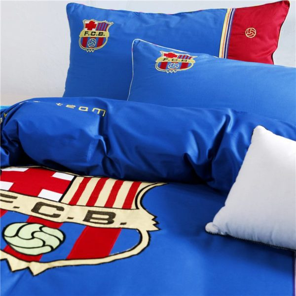 FC Barcelona Bedding Set Twin Queen Size 6