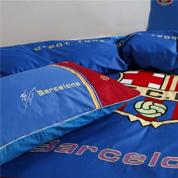 FC Barcelona Bedding Set Twin Queen Size 7