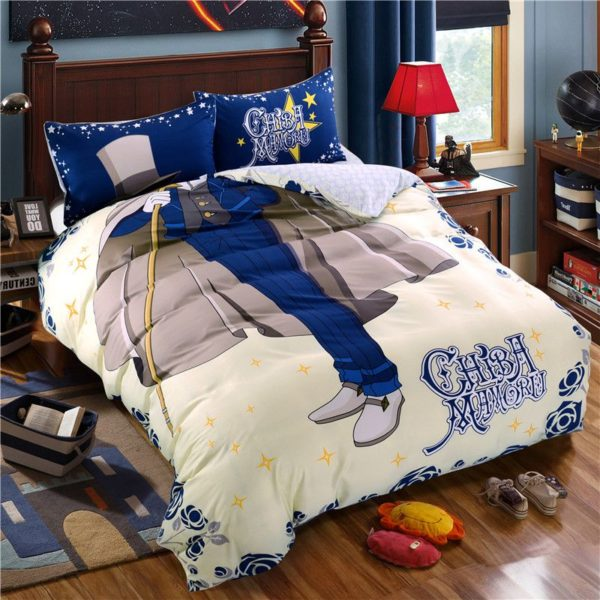 Mamoru Chiba Anime Twin Queen Size Bedding Set YLF 1 600x600 - Mamoru Chiba Anime Twin & Queen Size Bedding Set YLF