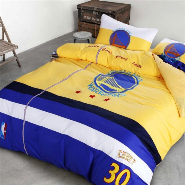 NBA Golden State Warriors Bedding Sets Twin Queen Size 2 600x600 - NBA Golden State Warriors Bedding Sets Twin Queen Size