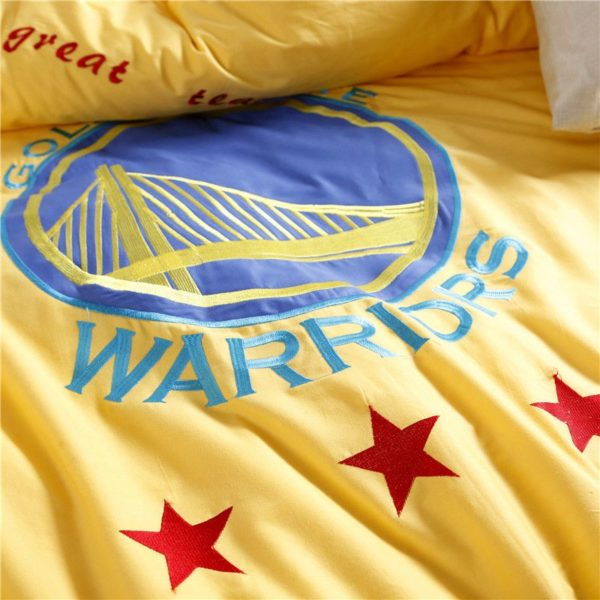 NBA Golden State Warriors Bedding Sets Twin Queen Size 4 600x600 - NBA Golden State Warriors Bedding Sets Twin Queen Size