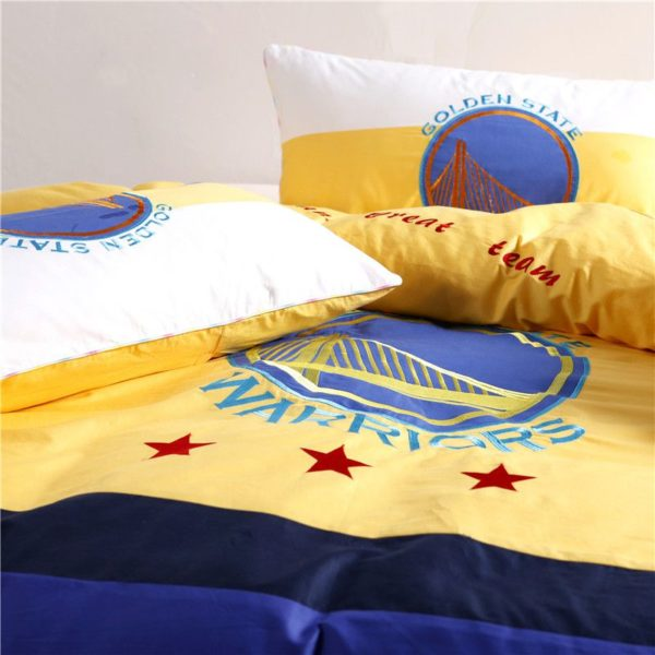 NBA Golden State Warriors Bedding Sets Twin Queen Size 5 600x600 - NBA Golden State Warriors Bedding Sets Twin Queen Size