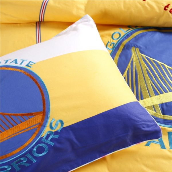 NBA Golden State Warriors Bedding Sets Twin Queen Size 9 600x600 - NBA Golden State Warriors Bedding Sets Twin Queen Size