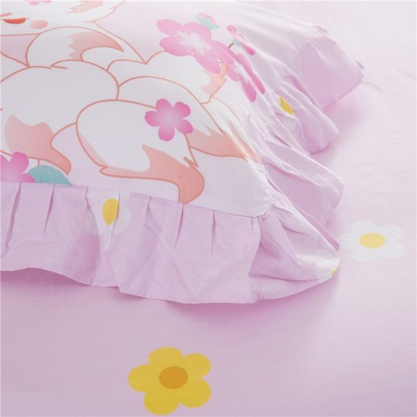 Pink Princess Themed Teen Kids Bedding Set ZGF 3 600x600 - Pink Princess Themed Teen Kids Bedding Set ZGF