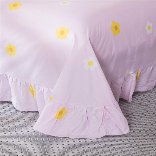 Pink Princess Themed Teen Kids Bedding Set ZGF 6 600x600 - Pink Princess Themed Teen Kids Bedding Set ZGF