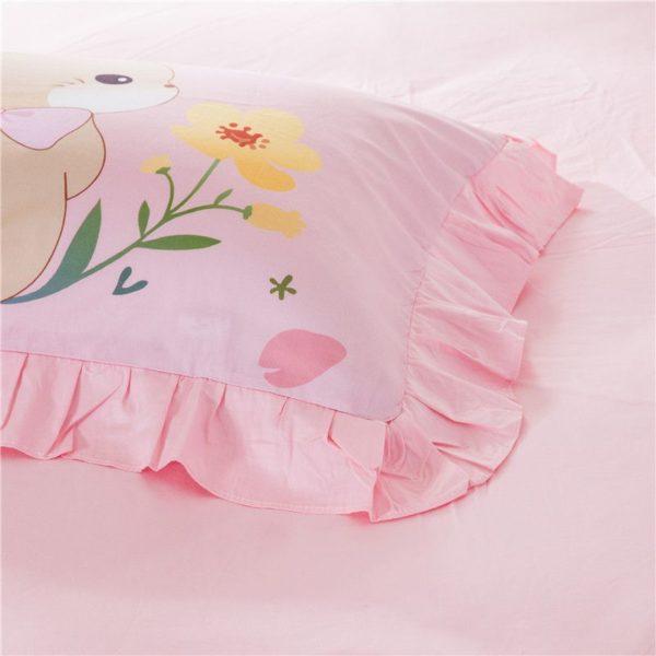 Teen Girls Princess Bedding Set KQGZ 4