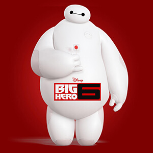 big hero baymax - Brands
