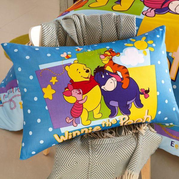 Attractive Winnie And friends Bedding Set 3 600x600 - Attractive Winnie and Friends Bedding Set