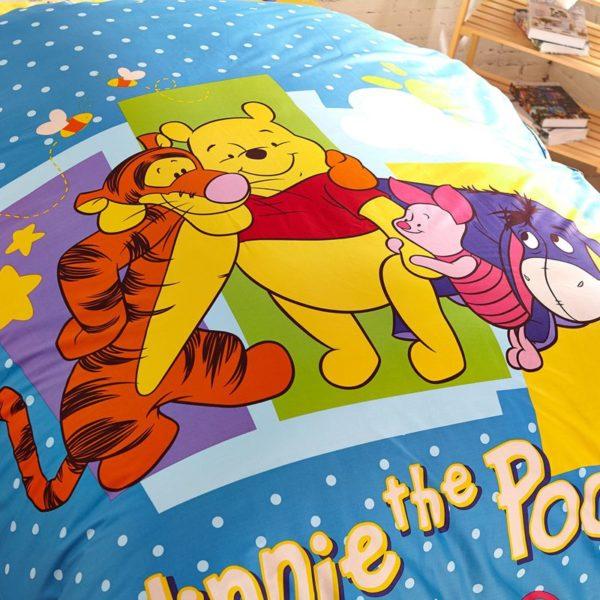 Attractive Winnie And friends Bedding Set 5 600x600 - Attractive Winnie and Friends Bedding Set