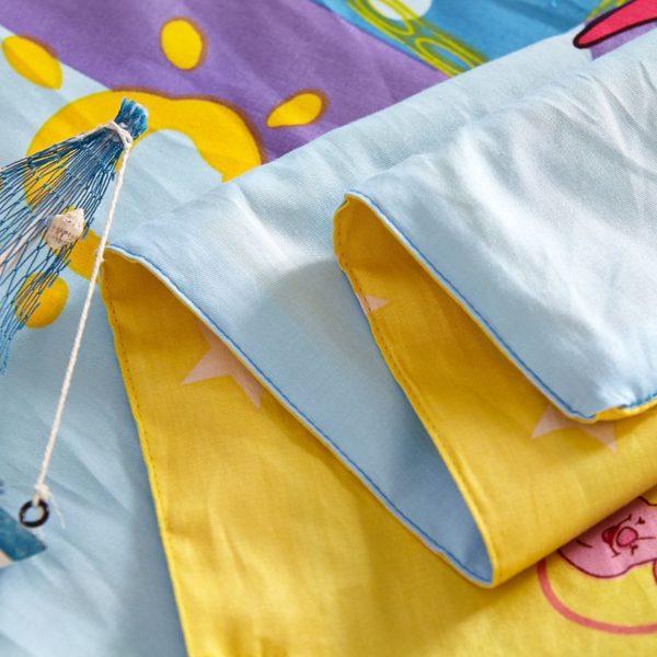 Attractive Winnie And friends Bedding Set 8 600x600 - Attractive Winnie and Friends Bedding Set
