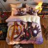 Avengers Iron Man Super Hero Bedding For Kids Bedroom