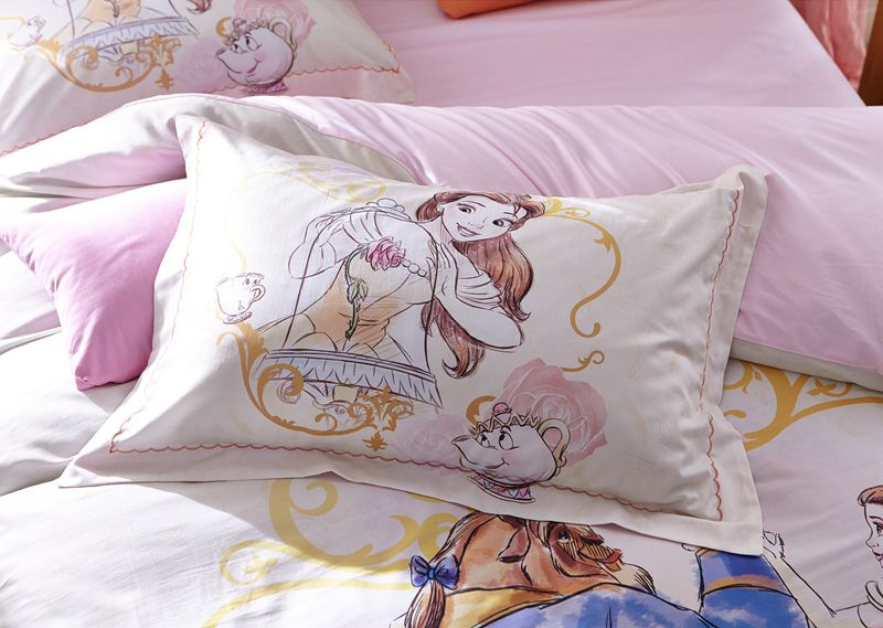 Beauty And The Beast Bedding Set For Adults Twin Queen