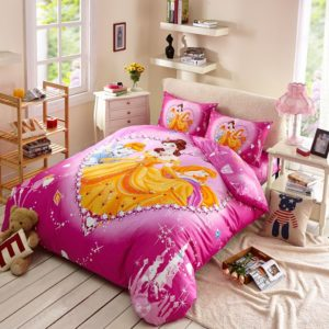 Belle and Aurora Disney Princess Bedding Set 1 300x300 - Belle and Aurora Disney Princess Bedding Set