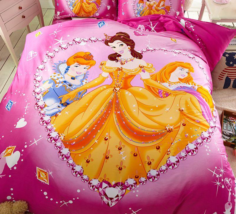 Belle And Aurora Disney Princess Bedding Set Ebeddingsets