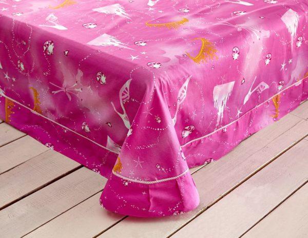 Belle and Aurora Disney Princess Bedding Set 7 600x465 - Belle and Aurora Disney Princess Bedding Set