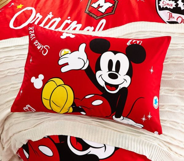Boys Mickey Mouse Comforter Set Twin Queen Size 5