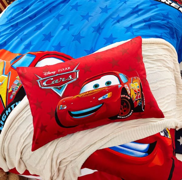 Cars Movie Themed Bedding Set 8 600x592 - Cars Movie Themed Bedding Set