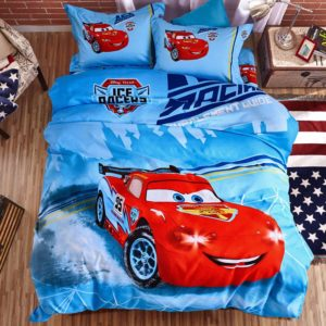 Cars Movie twin queen comforter set for Boys 1 300x300 - Cars Movie Twin & Queen Comforter Set for Boys