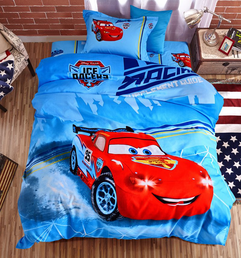 Cars Movie Twin Amp Queen Comforter Set For Boys Ebeddingsets