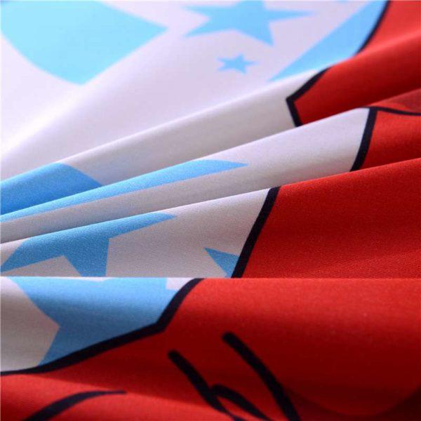 Cheerful Captain America Bedding Set 2