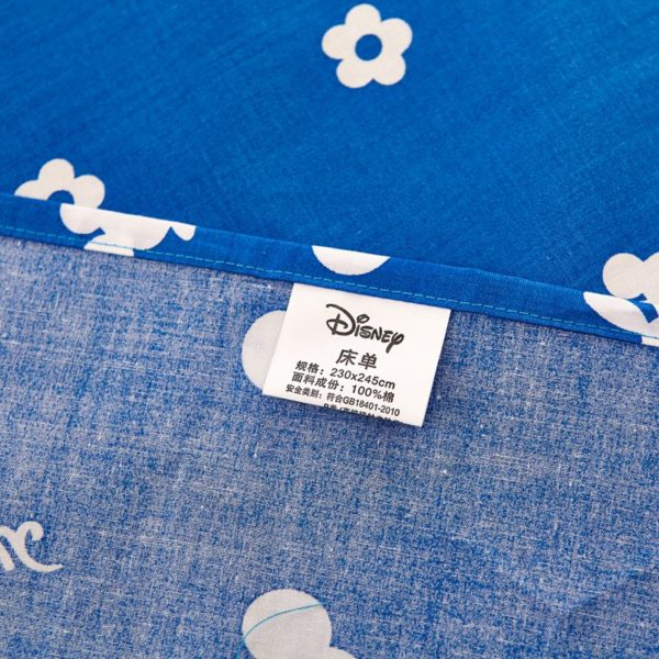Classic Mickey Mouse Bedding Set Twin Queen Size 3