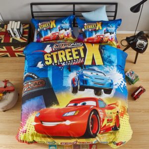 Disney Cars childrens sheets set bedding 1 300x300 - Disney Cars Childrens Sheets Set Bedding