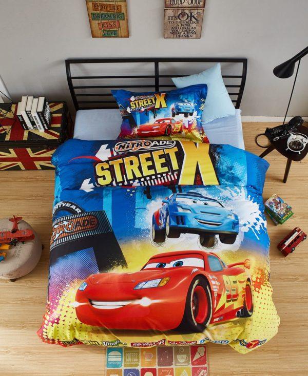 Disney Cars childrens sheets set bedding 2