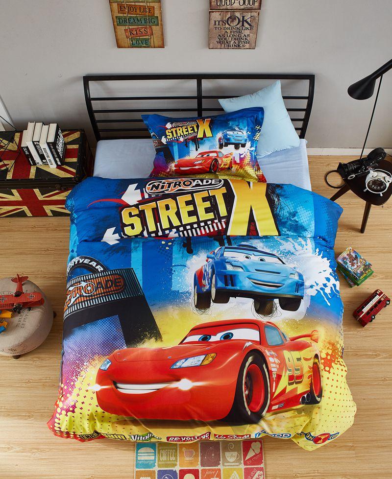 Disney Cars Childrens Sheets Set Bedding Ebeddingsets