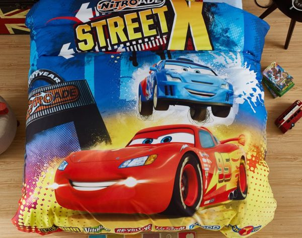 Disney Cars childrens sheets set bedding 3