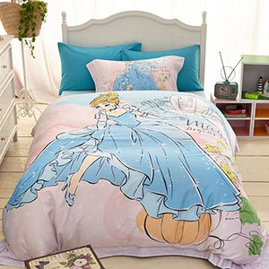 Disney Cindrella Movie Bedding Sets Curtains Rugs and Home Decor