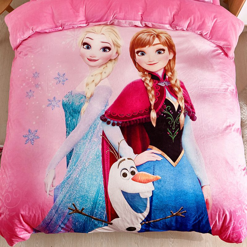 Disney Frozen Anna Amp Elsa Teen Girls Bedding Set