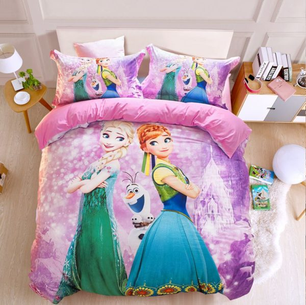 Disney Frozen Bed In Bag Twin Queen Size 1 600x598 - Disney Frozen Bed in Bag Twin Queen Size