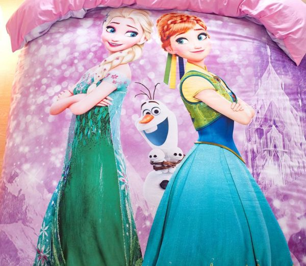 Disney Frozen Bed In Bag Twin Queen Size 3 600x521 - Disney Frozen Bed in Bag Twin Queen Size
