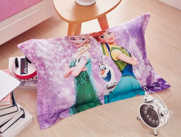 Disney Frozen Bed In Bag Twin Queen Size 7 600x454 - Disney Frozen Bed in Bag Twin Queen Size