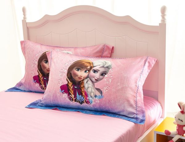 Disney Frozen Birthday Gift For Girls and Boys Bedding Set 7