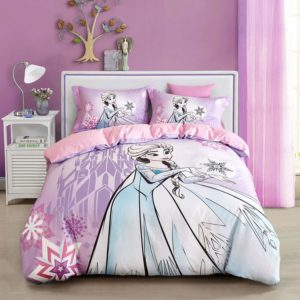 Disney Frozen Elsa Bedding Set Twin Queen Size 1 300x300 - Disney Frozen Elsa Bedding Set Twin Queen Size