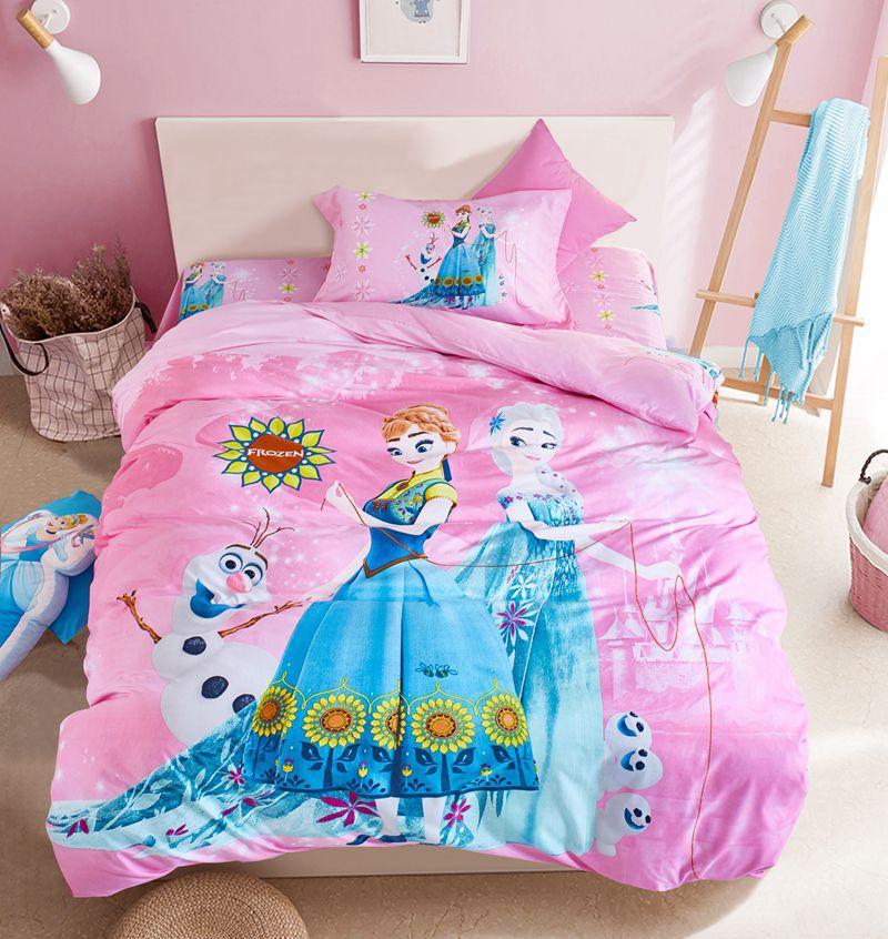 Disney Frozen Kids Comforter Set Ebeddingsets