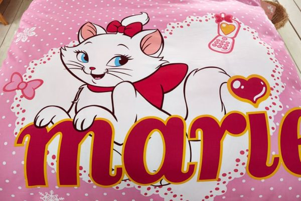 Disney Marie Cat Bedding Set for Pink Teen Girls Bedrrom 3