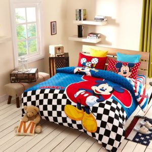 Disney Mickey Mouse Bedding Set For Teen Boys Kids Bedroom 1 300x300 - Disney Mickey Mouse Bedding Set For Teen Boys Kids Bedroom