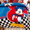 Disney Mickey Mouse Bedding Set For Teen Boys Kids Bedroom 3 100x100 - Disney Mickey Mouse Bedding Set For Teen Boys Kids Bedroom