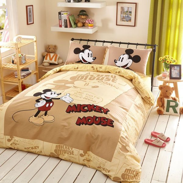 Disney Mickey Mouse Comics Bedding Set