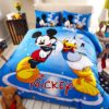 Disney Mickey Mouse Donald Duck Bedding Set 1