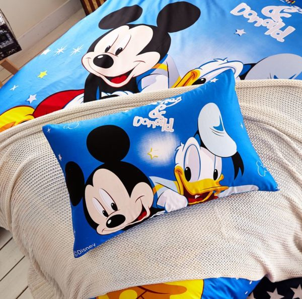 Disney Mickey Mouse Donald Duck Bedding Set 3