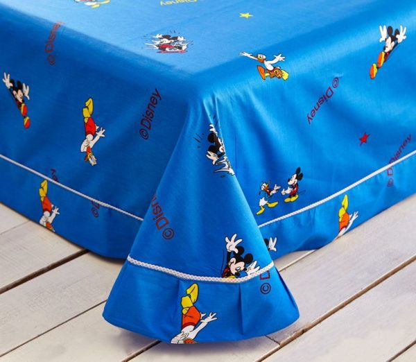 Disney Mickey Mouse Donald Duck Bedding Set 6