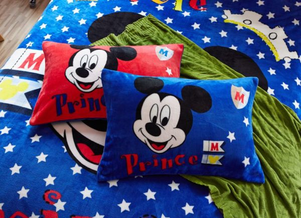 Disney Mickey Mouse little Boys comforter sets 3 600x434 - Disney Mickey Mouse little Boys comforter sets