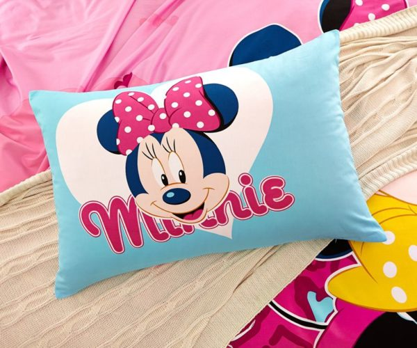 Disney Minnie Mouse Pink Bedding Set For Teen Girls Bedroom 5 600x500 - Disney Minnie Mouse Pink Bedding Set For Teen Girls Bedroom