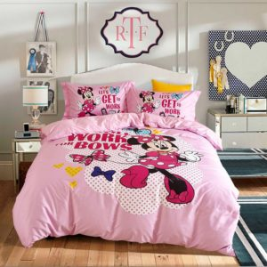 Disney Minnie Mouse cute teen comforter set 9 300x300 - Disney Minnie Mouse Cute Teen Comforter Set