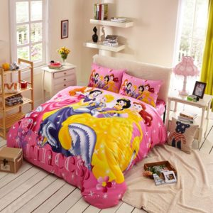 Disney Princess Bedding Set Twin Queen Size 1 300x300 - Disney Princess Bedding Set Twin Queen Size