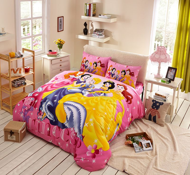 Disney Princess Bedding Set Twin Queen Size Ebeddingsets