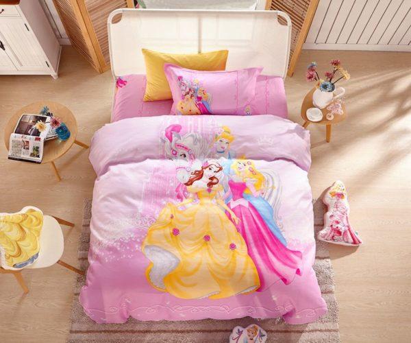 Disney Princess Polyester Bedding Set 1